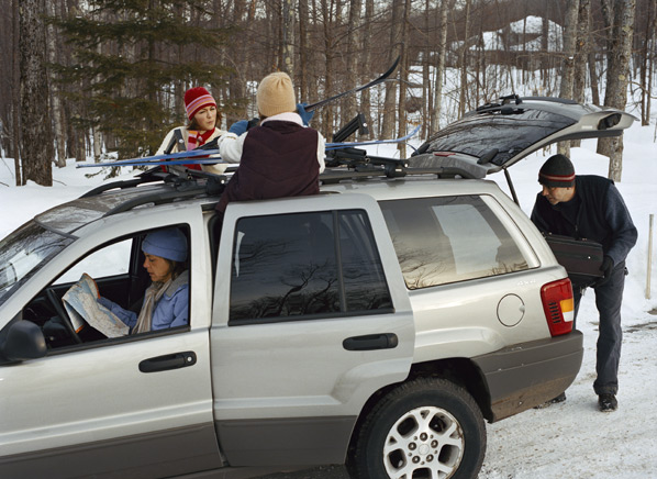 Liberty Auto Centers - Holiday Travel Tips
