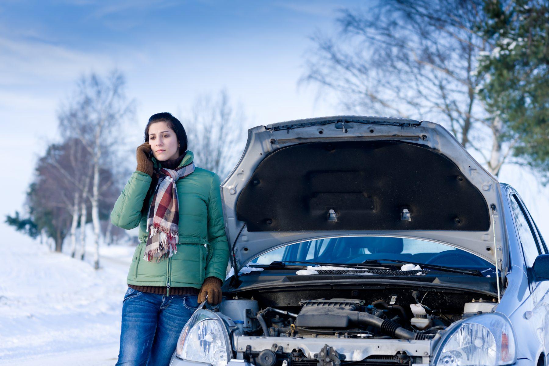Liberty Auto - Winter Car Care